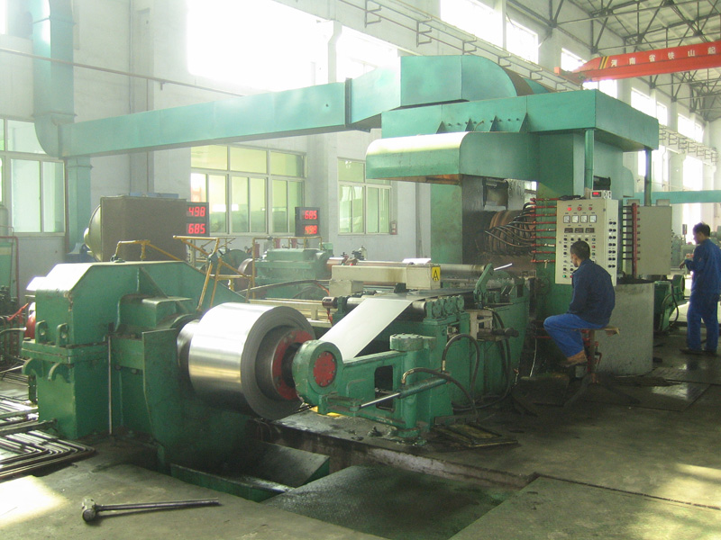 6 Hi Cold Rolling Mill,Six High Cold Rolling Mill for Metal